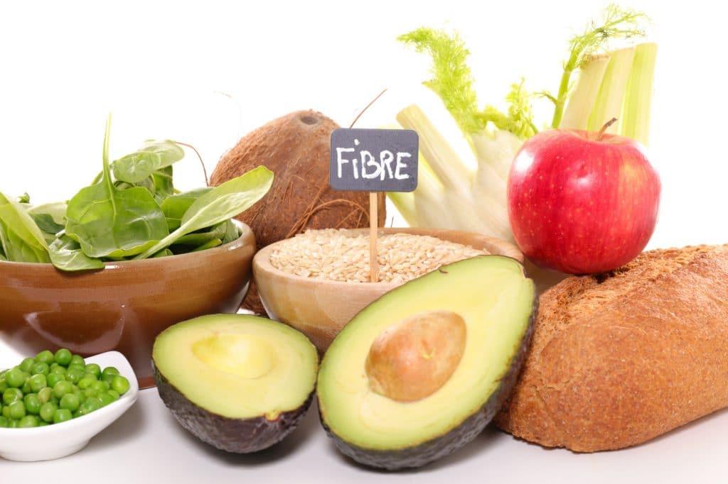 aliments plein de fibre