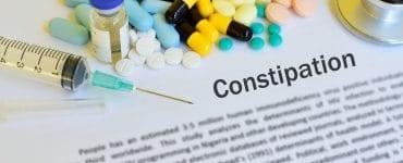 médicaments pour la constipation