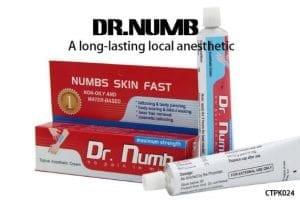 pack dr numb