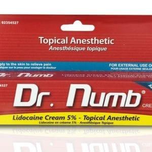 Boite de dr numb