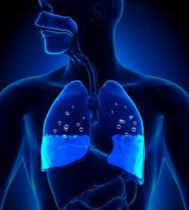 œdème pulmonaire de haute altitude
